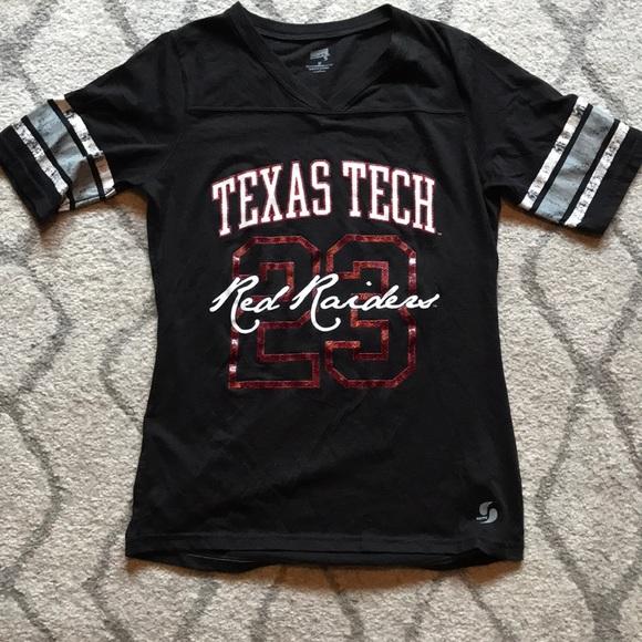 b3aad2bc Texas Tech Women's Tee Sz M